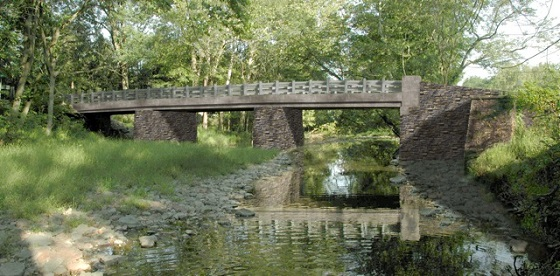 Tell PennDOT to save the historic Headquarters Road Bridge23