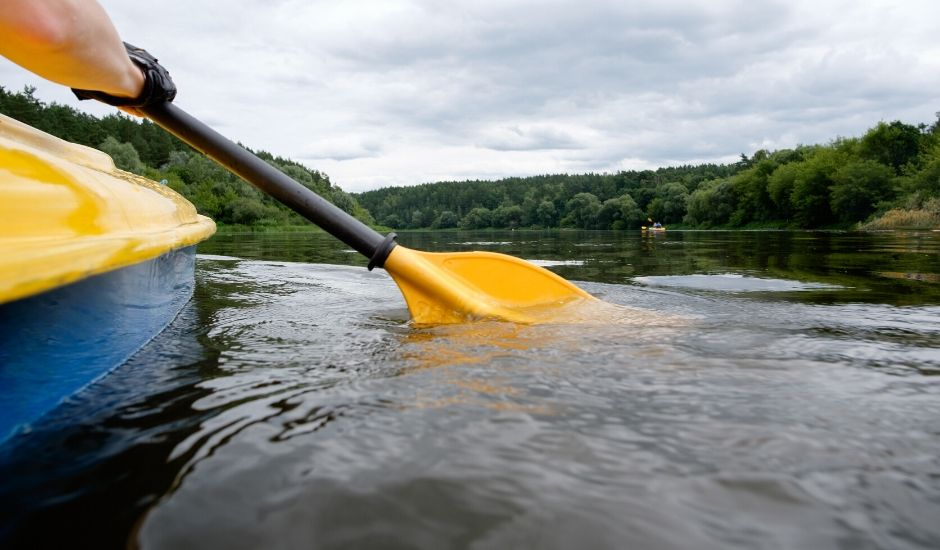 Share your stories to support improving water quality standards for the Delaware River! 17
