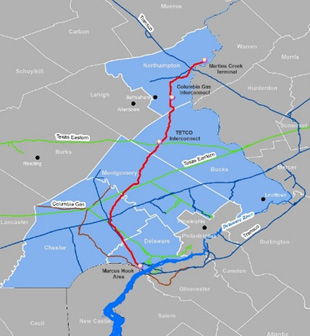 The Adelphia Gateway Pipeline Project Poses Significant Threats14